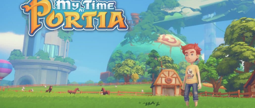 Nieuwste trailer Relationships voor My Time At Portia