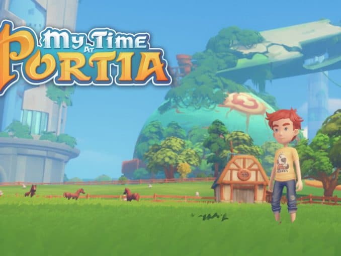 Nieuws - Nieuwste trailer Relationships voor My Time At Portia