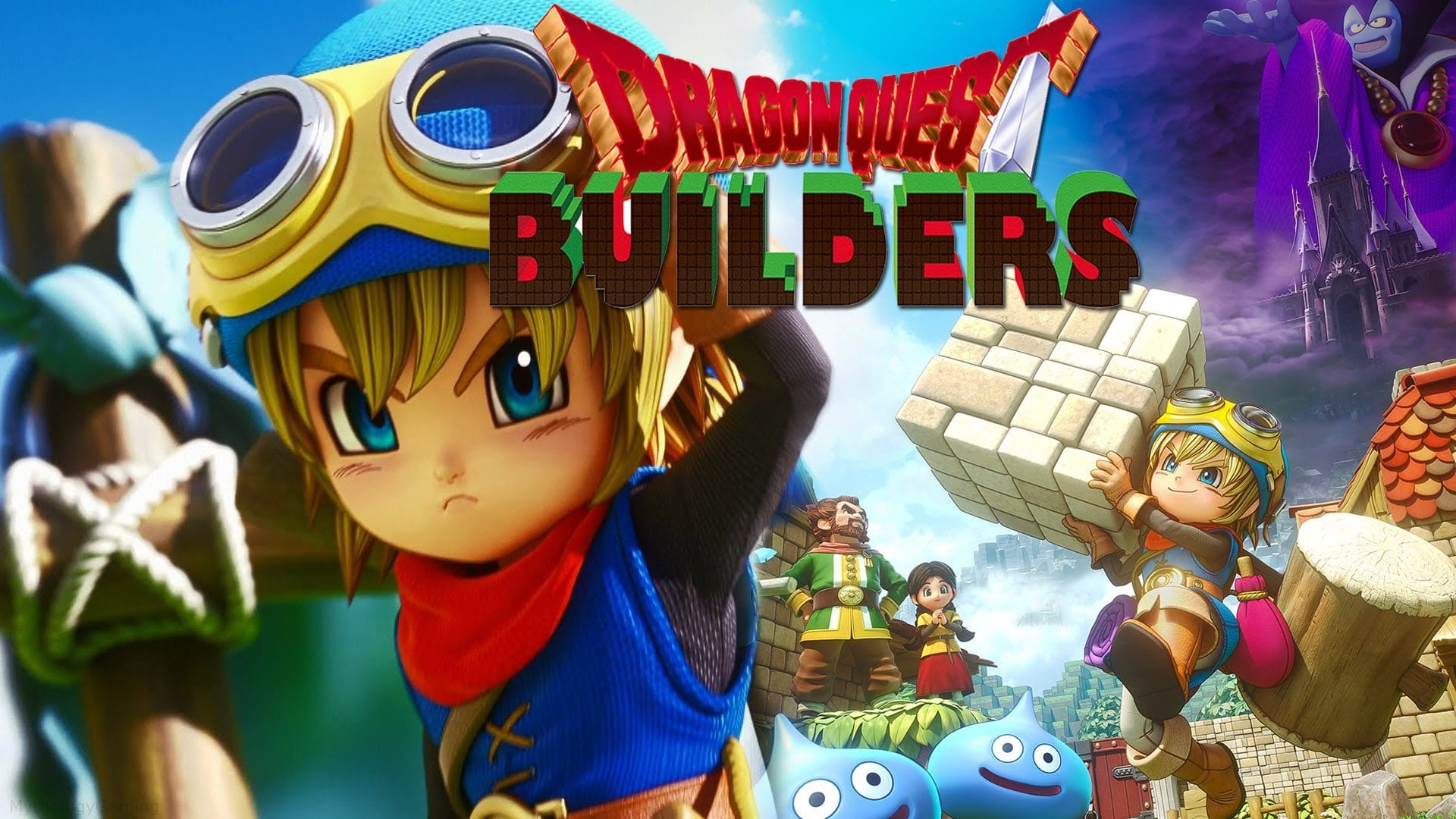 Launch trailer Dragon Quest Builders