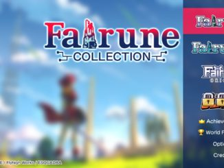 Nieuws - Launch trailer Fairune Collection