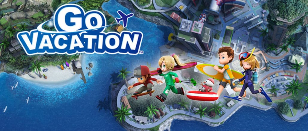 Launch trailer Go Vacation
