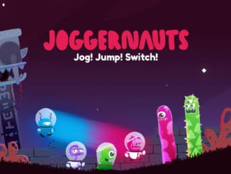 Launch trailer Joggernauts