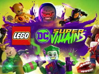 Launch trailer LEGO DC Super-Villains