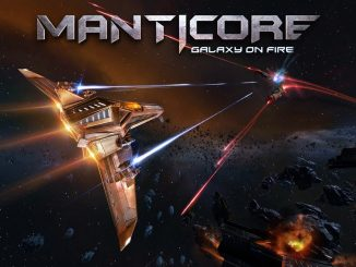 Launch trailer Manticore: Galaxy on Fire