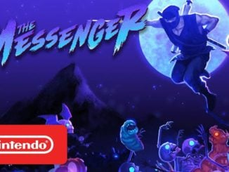 Launch trailer The Messenger