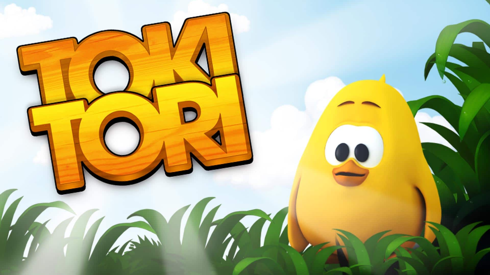 Launch trailer Toki Tori