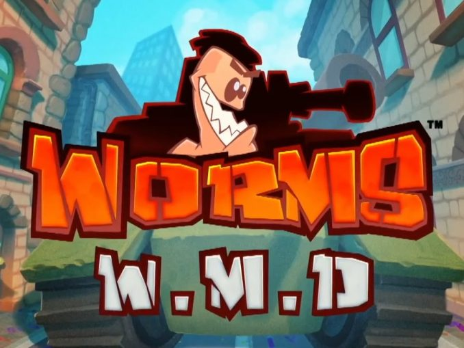 Nieuws - Launch trailer Worms W.M.D