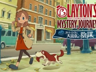 News - Layton's Mystery Journey DX is coming
