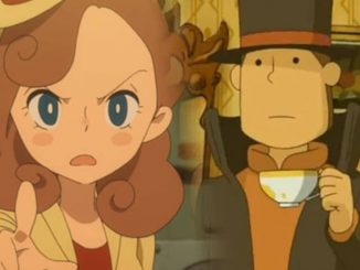 Layton Mystery Detective Agency trailer