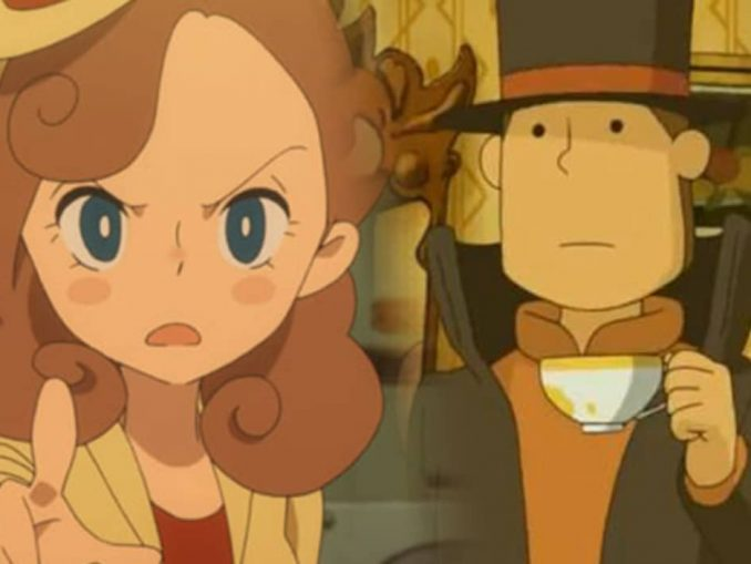Nieuws - Layton Mystery Detective Agency trailer