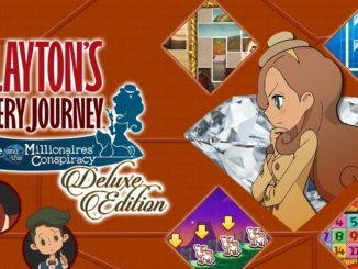Layton's Mystery Journey: Millionaires' Conspiracy coming 8th November