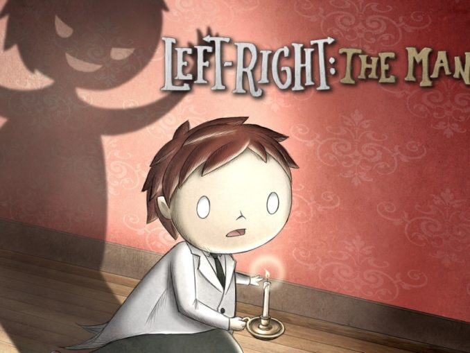 Release - Left-Right: The Mansion