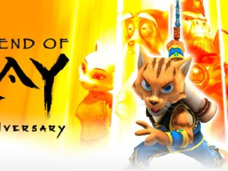 Release - Legend of Kay Anniversary