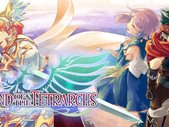 Release - Legend of the Tetrarchs