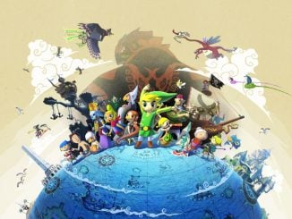 Legend of Zelda: The Wind Waker Prototype?