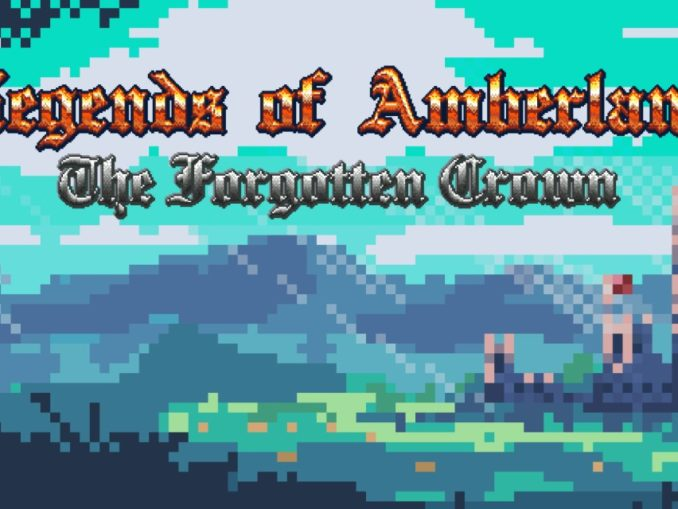 Release - Legends of Amberland: The Forgotten Crown