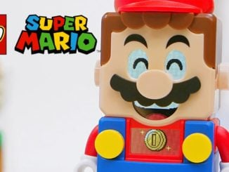 LEGO and Nintendo partner to take brick-building to the next level