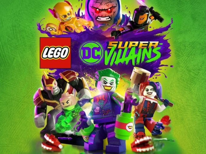 Release - LEGO® DC Super-Villains