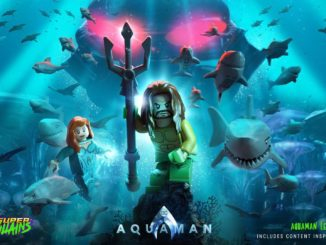 LEGO DC Super-Villains Aquaman DLC available