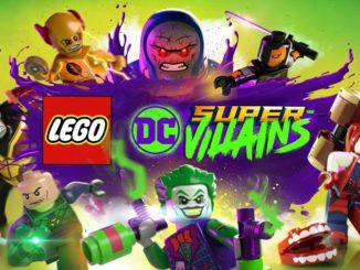 LEGO DC Super-Villains gameplay footage