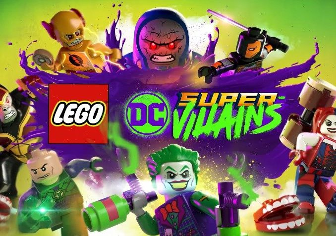 Nieuws - LEGO DC Super-Villains gameplay footage