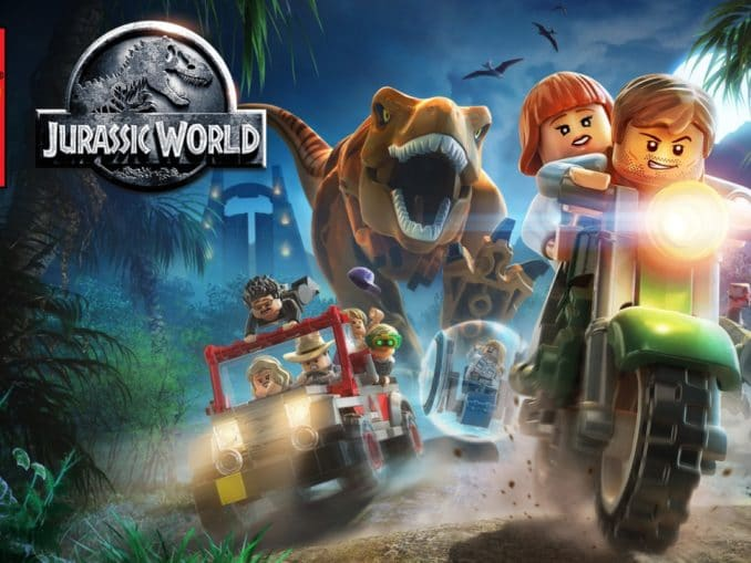 Release - LEGO® Jurassic World