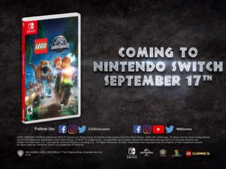 LEGO Jurassic World – 17 September