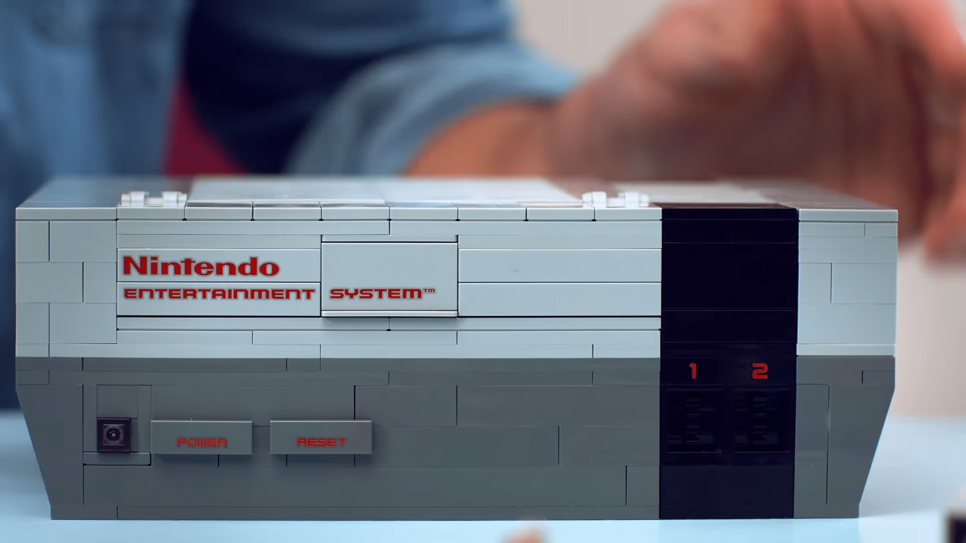 LEGO Nintendo Entertainment System Officieel onthuld