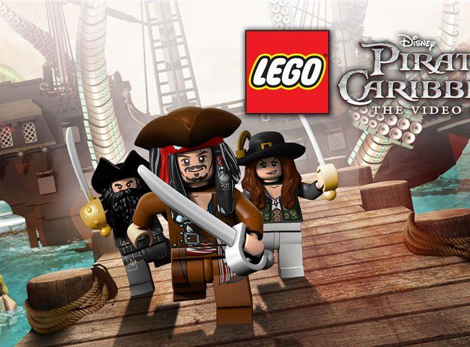 Release - LEGO® Pirates of the Caribbean The Video Game