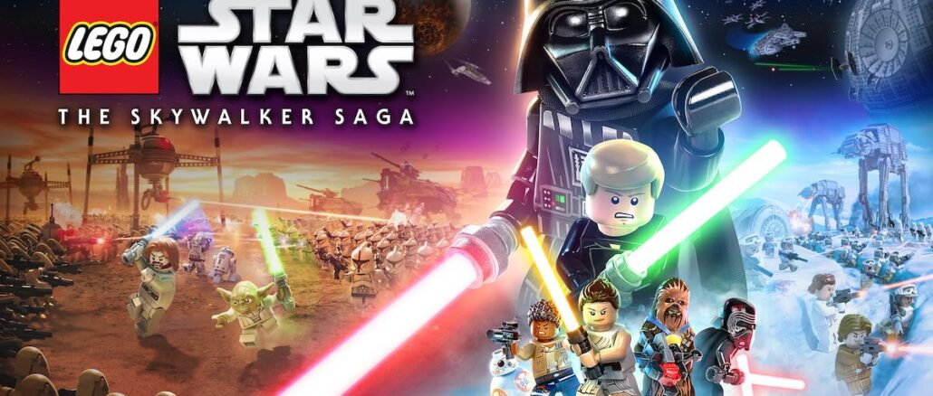 Lego Star Wars: The Skywalker Saga – Lente 2021