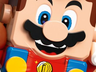 LEGO Super Mario – 4 Years in development, no connecting to Nintendo Switch
