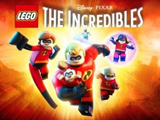 Release - LEGO® The Incredibles