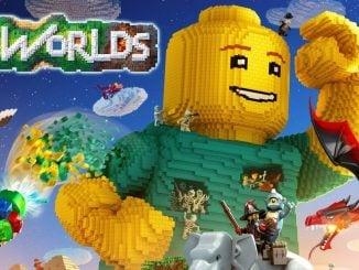 Release - LEGO® Worlds