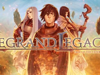 Release - LEGRAND LEGACY: Tale of the Fatebounds