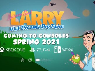 Nieuws - Leisure Suit Larry: Wet Dreams Dry Twice komt lente 2021