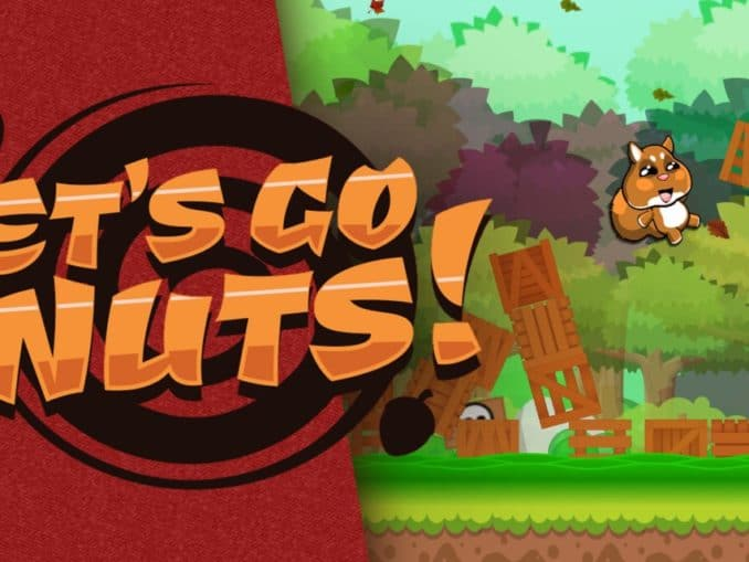 Release - Let's Go Nuts