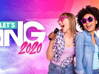 Release - Let's Sing 2020