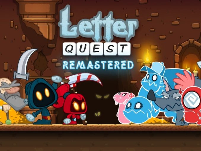Release - Letter Quest Remastered