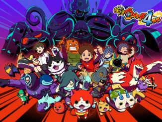 Level-5 – Yo-kai Watch 4++ details