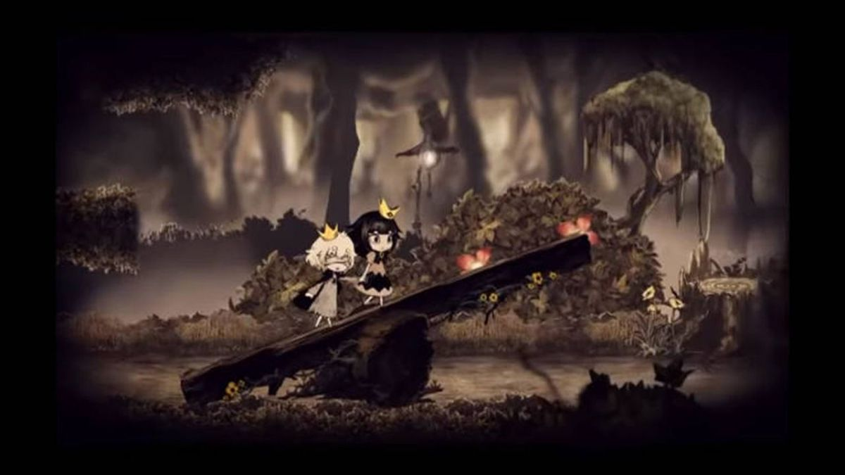 Liar Princess and the Blind Prince trailer