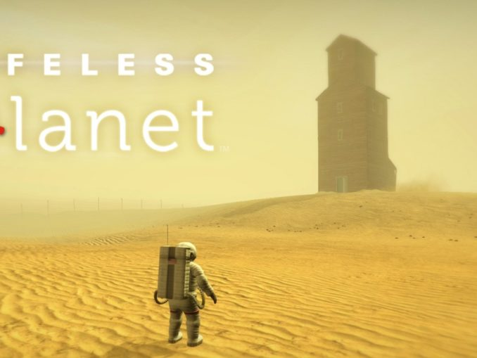 Release - Lifeless Planet: Premiere Edition