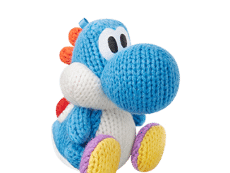 Light Blue Yarn Yoshi