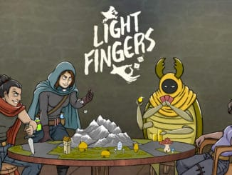 Light Fingers – Nieuwe trailer