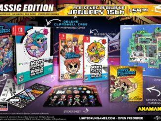 Limited Run Games – 25K+ physical copies of Scott Pilgrim vs. The World: The Game in mere hours