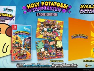 Limited Run Games – Holy Potatoes! Compendium – Physical Editions announced