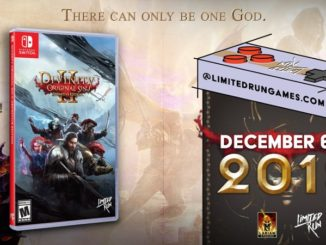 Limited Run Games – Next physical Divinity: Original Sin 2 – Definitive Edition