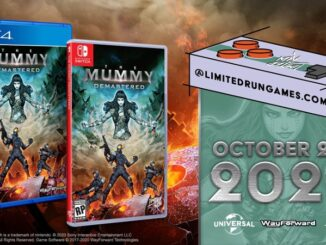Limited Run Games – Volgende fysieke release – The Mummy Demastered 23 Oktober