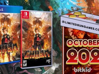 Limited Run Games – Fysieke edities van Chasm, 9 Oktober