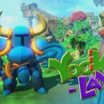 Limited Run Games physical release of Yooka Laylee