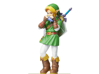 Link – Ocarina of Time